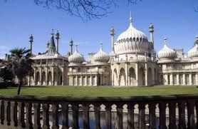 inside brighton pavillion - Google Search