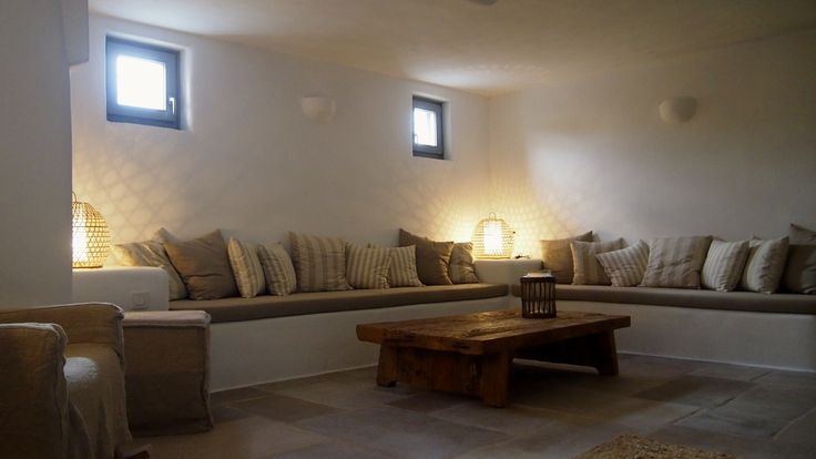 Transforming the basement to a cozy and spacious living or play room.
