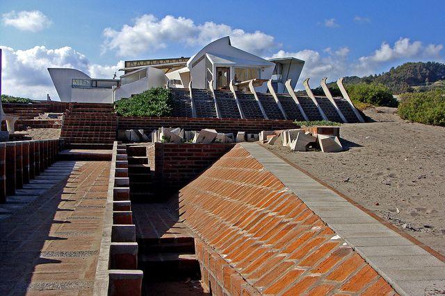 Hospedería Rosa de los Vientos, Ciudad Abierta | Flickr: Intercambio de fotos