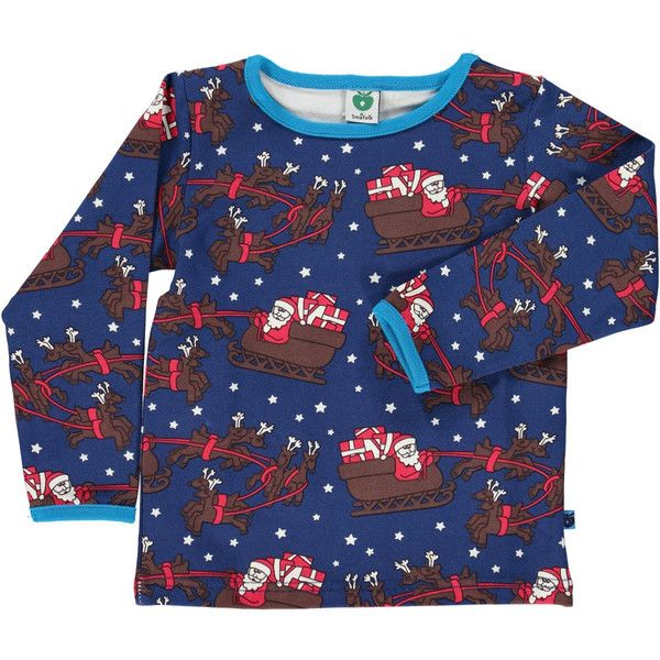 Smafolk Santa Long Sleeved T-shirt