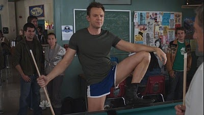 Joel McHale. The Soup. Community. Comedic genius. The most sarcastic man in the world.