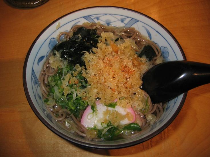 たぬき蕎麦|TanukiSoba