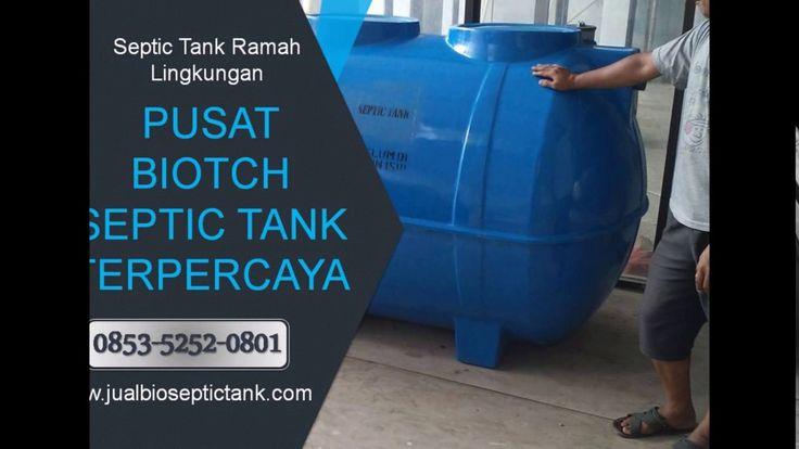 Septic Tank Fibreglass, Biotech, Biofill, IPAL | stp biotech | 0853-5252...