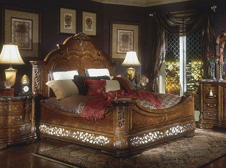 The Most Beautiful Bedroom Set Ever Bed Pinterest Mansions Beautiful And Beautiful Bedrooms