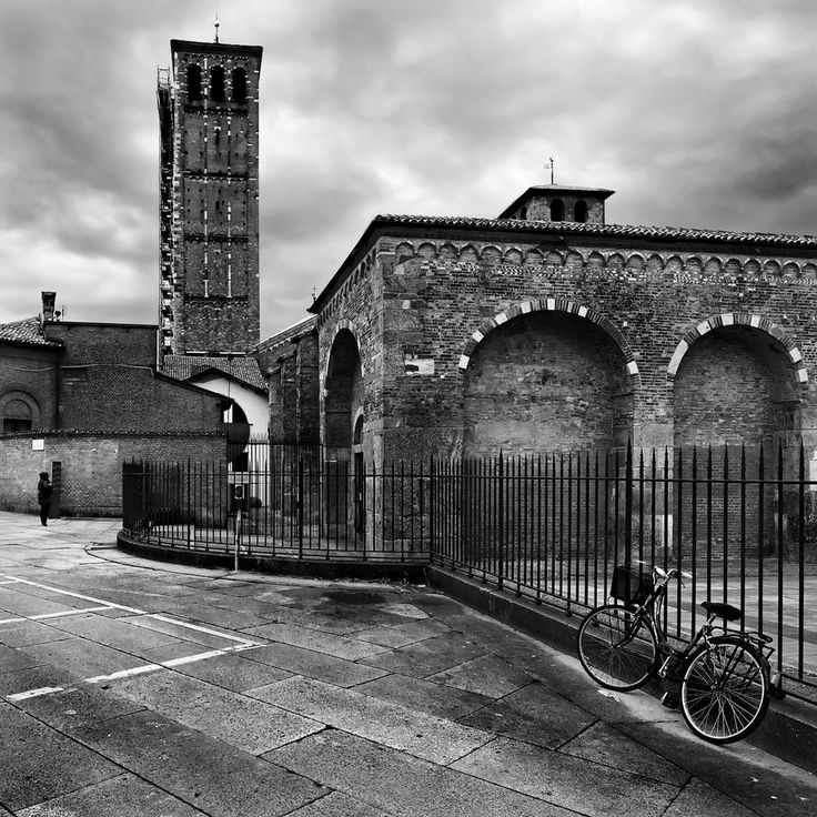 Milano - Sant'Ambrogio by Silvano Dossena on 500px