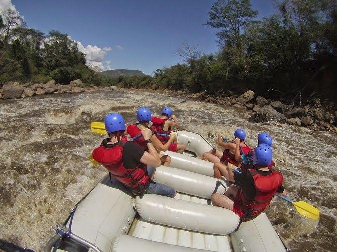 Rafting en el Río Suárez Socorro Santander
