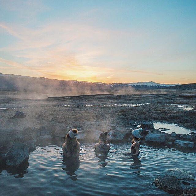 Natural Hot Springs California | Mammoth Lakes | California Road Trip