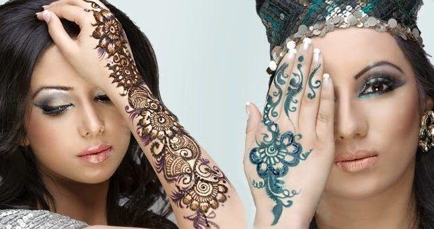 Full Bazo Hand Arabic Mehndi Designs 2017 For Women