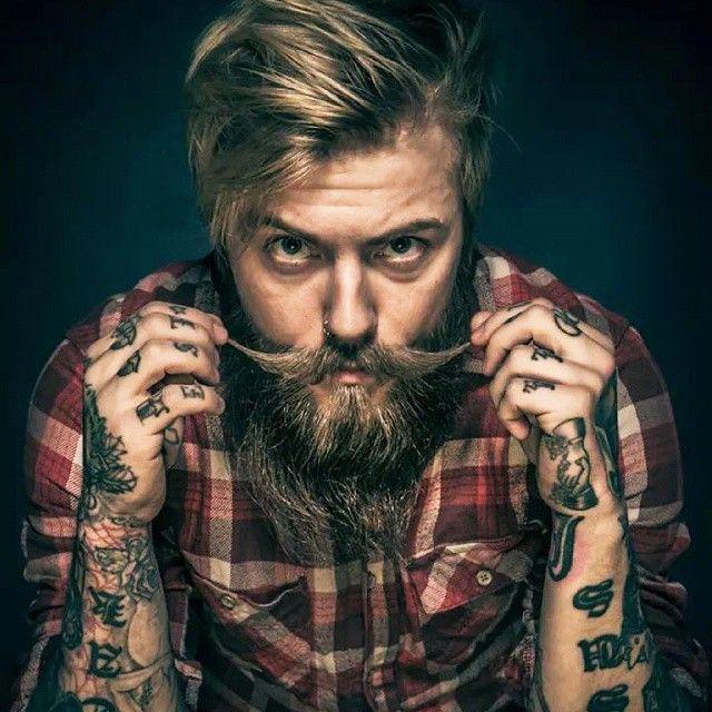 88 besten Men\'s Fashion Bilder auf Pinterest   Bart tattoo ...