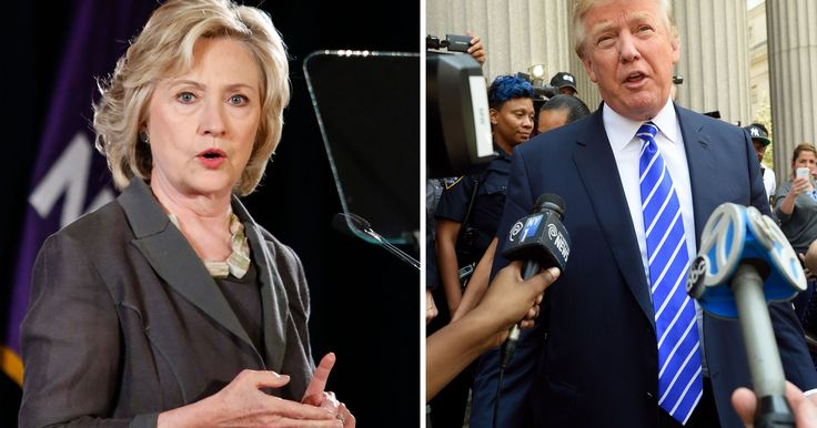 Журналист Майкл Бом оценил шансы на победу Трампа и Клинтон