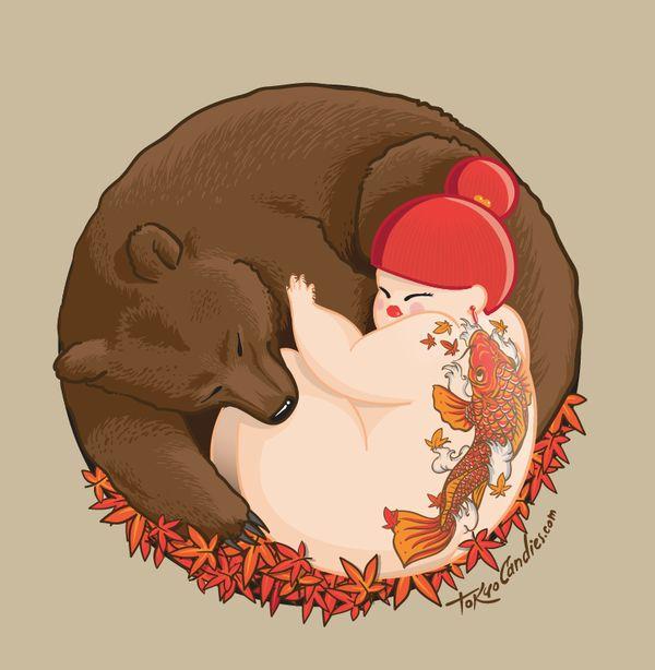 Autumn love / Rubens Cantuni