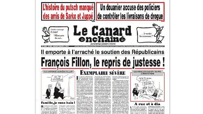 Schandaal rond Fillon