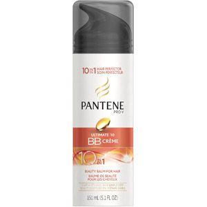 Pantene Pro-V Ultimate 10 BB Creme Beauty Balm for Hair, 5.1 fl oz $6.27