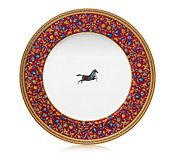 """Cheval d'Orient  American dinner plates, 10.4"""""""