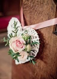 Image result for pew end flowers