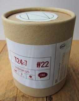 T24:7 #22 Hibiskus www.teadventskalendern.se