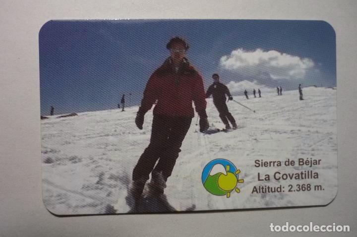 cALENDARIO SIERRA DE BEJAR.- COVATILLA 2003