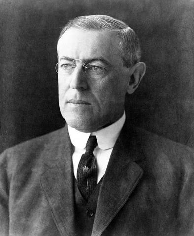 Woodrow Wilson, Born in Virginia, Wilson graduated from Princeton University and become Princeton president from 1902-1910. Wilson then became governor of New Jersey from 1911 to 1913 before becoming the 28th President of the United States from 1913 to 1921.