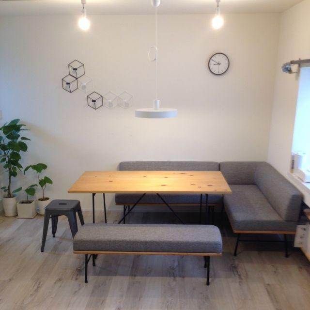 キャンドル/照明/観葉植物/DIY/リノベーション/ウニコ…などのインテリア実例 - 2015-09-06 19:39:56 | RoomClip(ルームクリップ)
