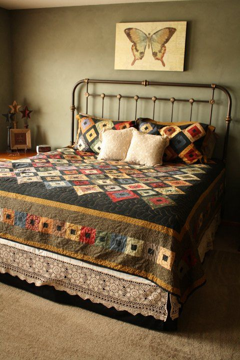 Quilt Ideas For Master Bedroom : 14 best ideas about My creations on Pinterest Quilt, Blue and and Bungee cord