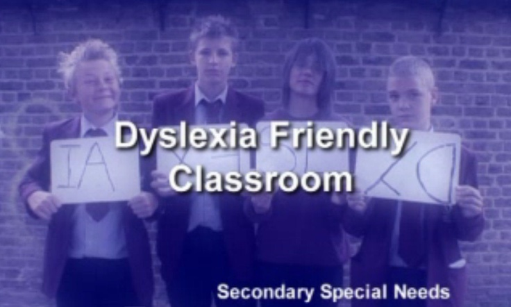 This programme looks at increasing the understanding of what it is to be a dyslexic at school and offers innovative classroom strategies to help dyslexic pupils to achieve.