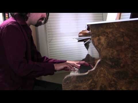 Bear McCreary - Wander My Friends - Solo Piano. Check out his blog BearMcCreary.com about working on Outlander
