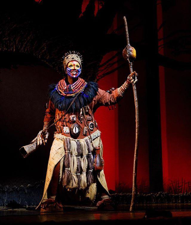 Pin Von Larry Springfield Auf The Lion King Broadway Konig Der Lowen Der Konig Der Lowen Musical