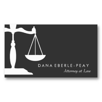 35 best lawyer business cards images on pinterest carte de shop justice scale attorney black and white business card created by smbusinesscards reheart Images