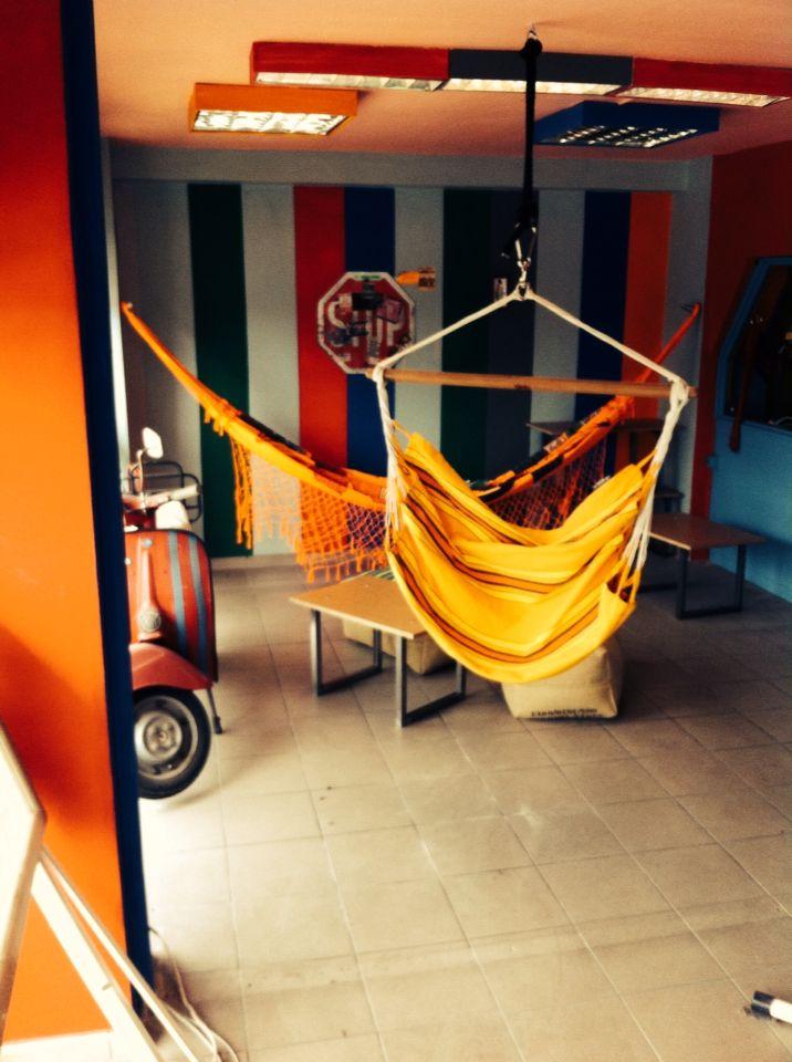 Το Σπιτι Της Αιωρας ανοίγει επίσημα τις πόρτες του, απλώνει τις αιώρες σου. Ελα να δεις τις αιώρες μας απο κοντά 2015