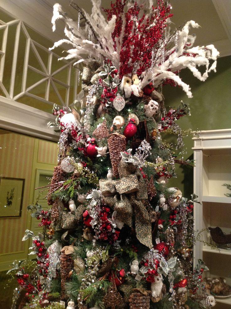 214 Best Christmas Trees Woodland Images On Pinterest