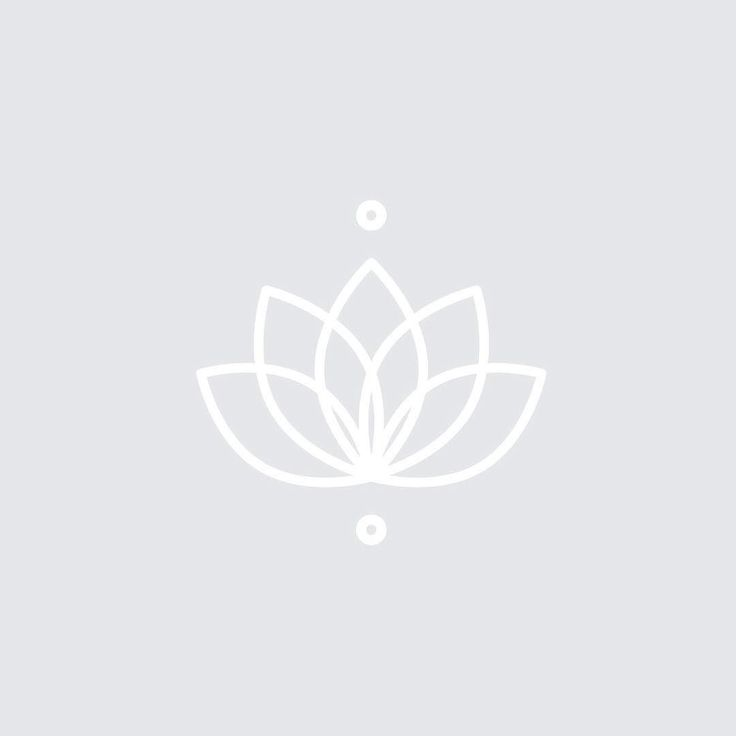 A little #minimalist logo mark final for a client we are so so close to a final brand suite it's all so exciting!  . . . #lotus #yoga #wellbeing