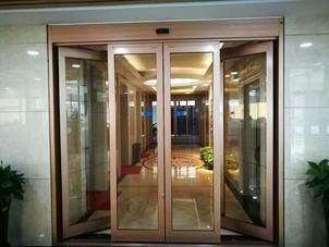 Automatic Door Make Our Life Convenient