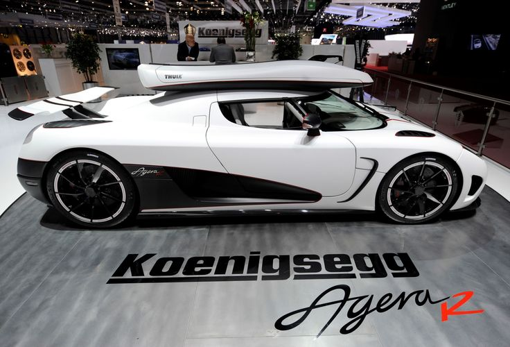 Koenigsegg Agera R       This Swedish mean machine accelerates from zero to 60 mph in 2.9 seconds, while the top speed achieved is around 260 mph.  Estimated Price: baseline US $1,600,000