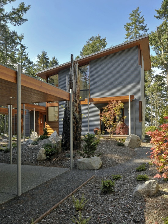 7 best modern house siding ideas images on Pinterest ... on Modern House Siding Ideas  id=85815