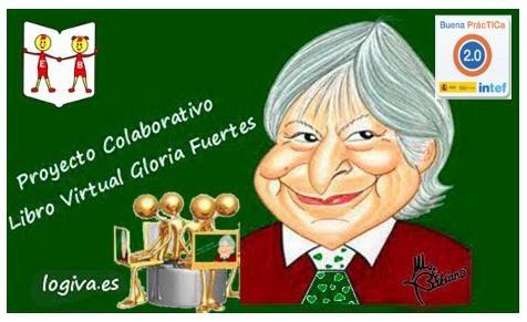 Libro virtual Gloria Fuertes: http://www.ebarrios.net/1213/gloria_fuertes/index.php