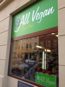 Vegan Prague Guide! - All Vegan Grocery Store | Vegan Nom Noms