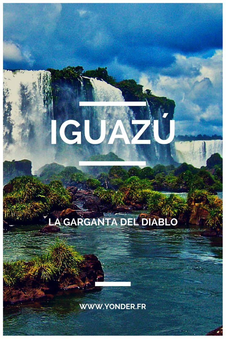 Chutes d'Iguazú : aux confins du Brésil et de l'Argentine / Yonder