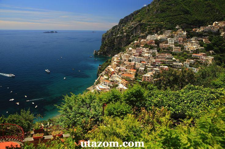 Az Amalfi-part látnivalói - a csodálatos Positano - Messzi tájak Positano, Olaszország, Amalfi   Utazom.com utazási iroda