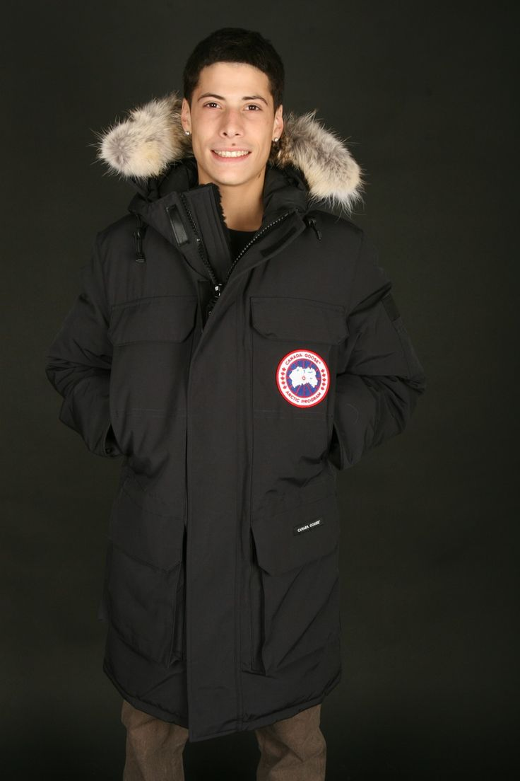 325 Buy Canada Goose Citadel Parka Black Men Free