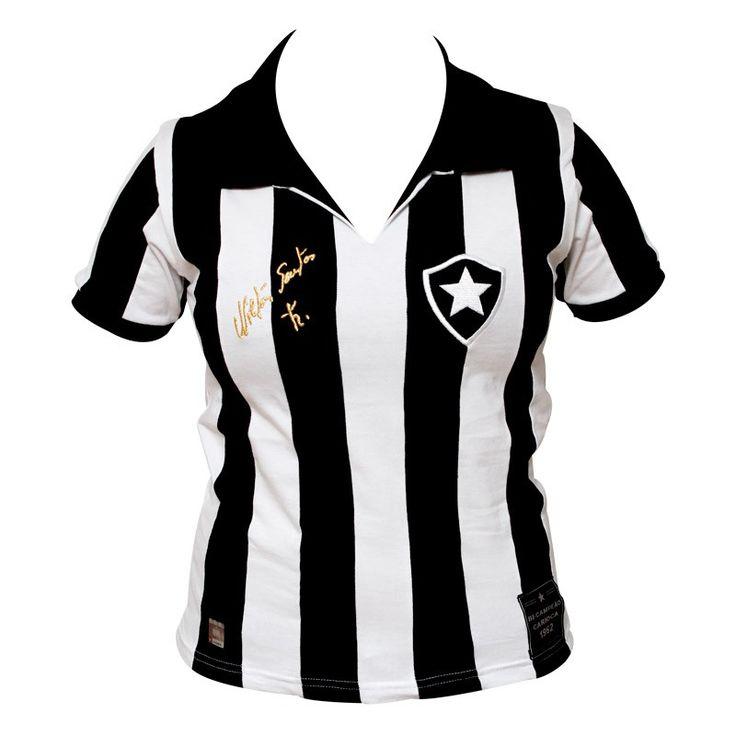 camisa feminina do botafogo 8