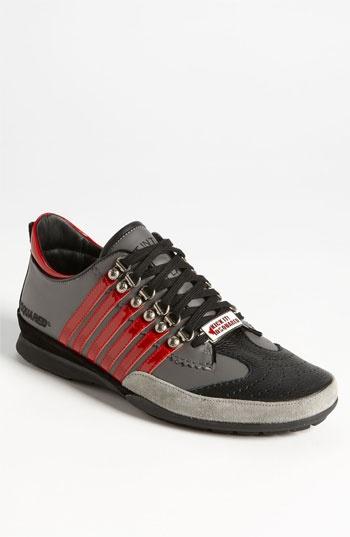 Black Stripes Mens Aldo Dress Shoes