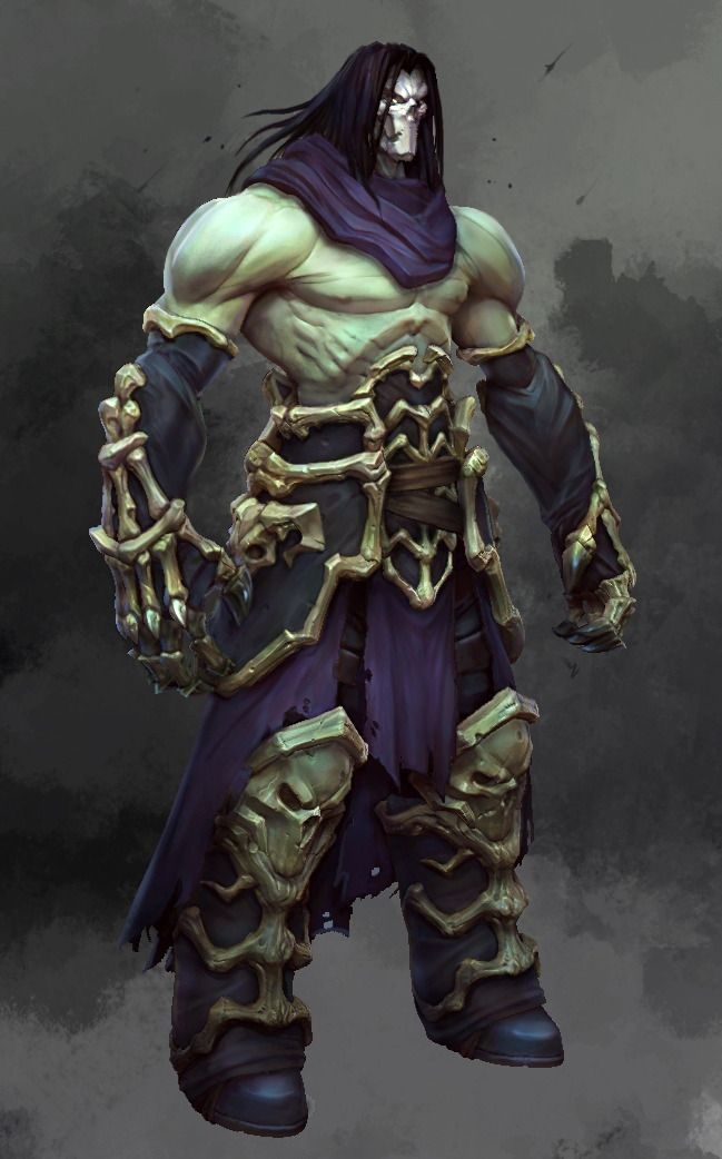Concept Art Roundup: Iron Man 3, League Of Legends, Darksiders II, And More | Platform Nation