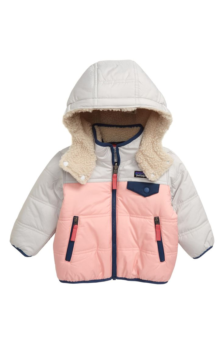 Patagonia Tribbles Reversible Jacket Baby Girls