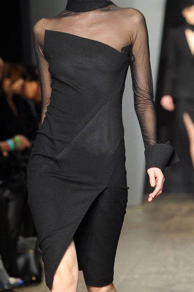 Donna Karan Fall 2012