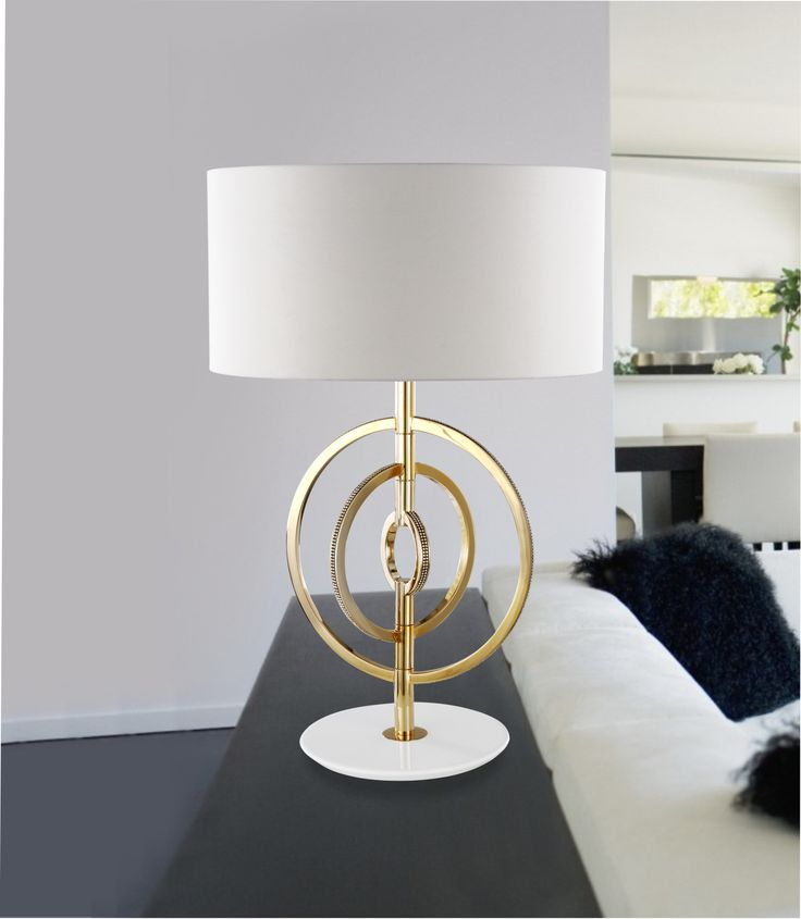 Table lamp by Castro Lighting   www.castrolighting.com
