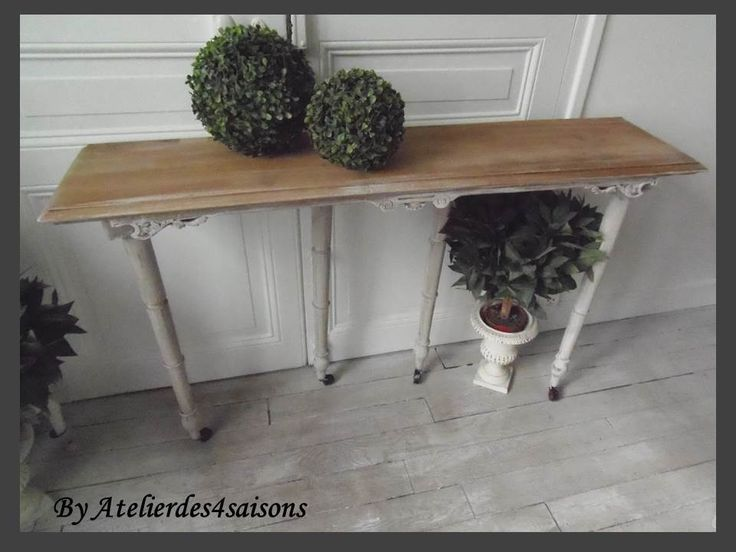 42 best tables images on Pinterest Couch table, Painted furniture