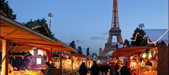 Marché de Noël au trocadéro à Paris | Suisse - Site Officiel du Tourisme en France