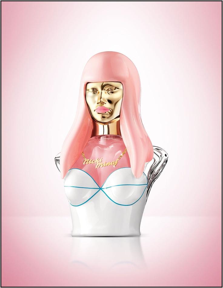 Nicki Minaj Pink Friday Fragrance To Launch
