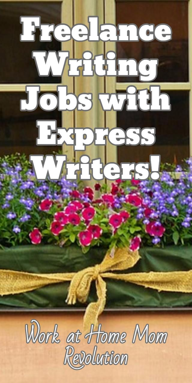 17 melhores ideias sobre writing jobs no escrita lance writing jobs express writers work at home mom revolution