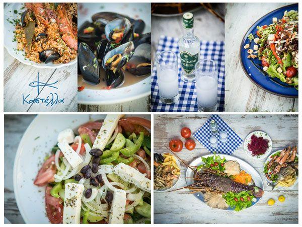 Kastella Restaurant Ouzeri, Heraklion Crete